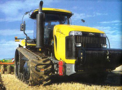 Tractor Challenger MT 745 Tractores