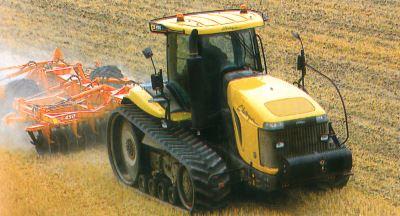 Tractor Challenger MT 755 Tractores