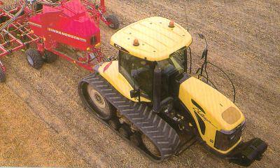 Tractor Challenger MT 865 Tractores