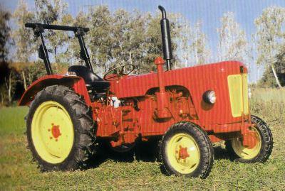 Tractor David Brown 750 Tractores