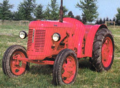 Tractor David Brown Cropmaster 25 C Tractores