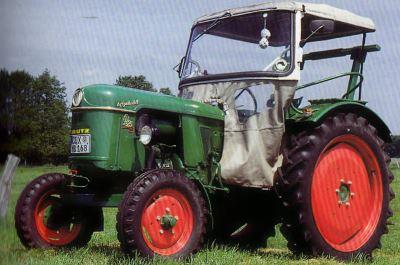 Tractor Deutz D 25.1 S Tractores