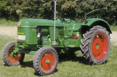 Tractor Deutz D 30 Tractores
