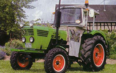 Tractor Deutz D 5206 Tractores