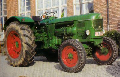 Tractor Deutz D 8005 Tractores