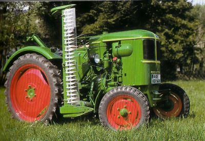 Tractor Deutz F1 L 514/51 Tractores