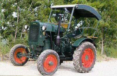 Tractor Deutz F1 M 414/46 Tractores