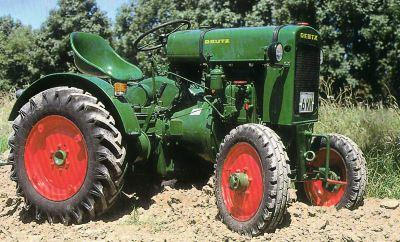 Tractor Deutz F1 M 414 Tractores