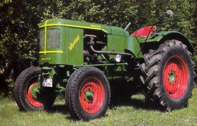 Tractor Deutz F3 L 514/6 Tractores