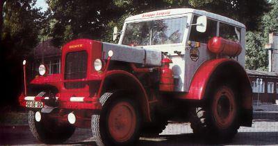 Tractor Deutz F3 M 317 Tractores