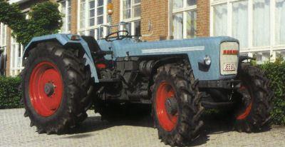 Tractor Eicher 3014 Wotan II Tractores