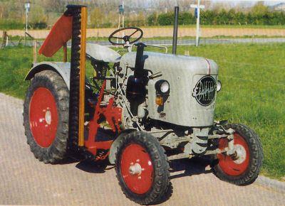 Tractor Eicher EKL 15/II Tractores