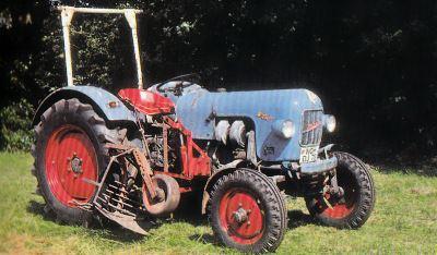 Tractor Eicher EM 200 Tiger Tractores