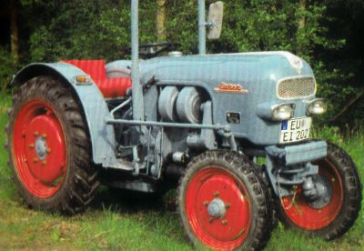 Tractor Eicher ES 202 Puma I Tractores