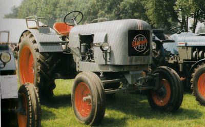 Tractor Eicher L 60 Tractores