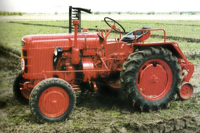 Tractor Fahr D 17 N Tractores
