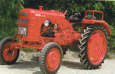 Tractor Fahr D 90 H Tractores