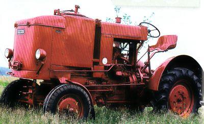 Tractor Fahr HG 25 Tractores