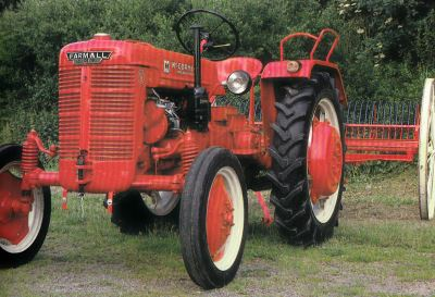 Tractor Farmall-Diesel DED 3 Tractores