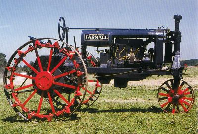 Tractor Farmall Regular Tractores