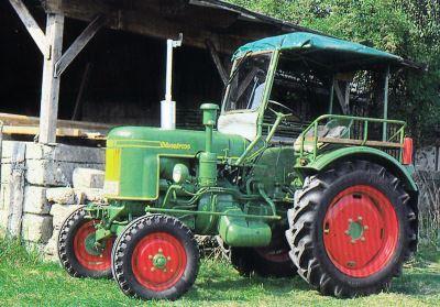 Tractor Fendt Dieselross F 24 L Tractores