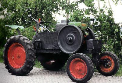 Tractor Fendt Dieselross F 9 Tractores