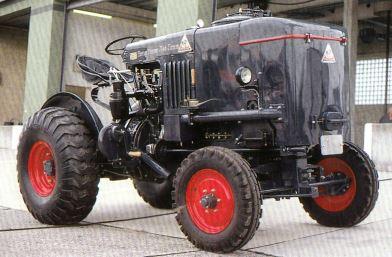 Tractor Fendt Dieselross G 25 Tractores