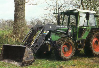 Tractor Fendt Farmer 305 LS Tractores