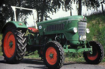 Tractor Fendt Favorit 1 Tractores