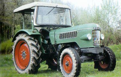 Tractor Fendt Favorit 2 Tractores