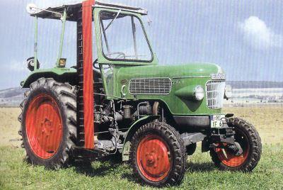 Tractor Fendt Fix 2 Tractores
