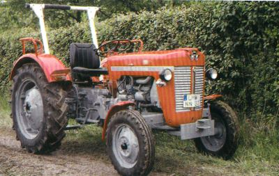 Tractor Ferguson MF 30 Tractores