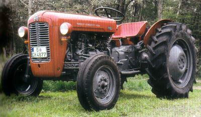 Tractor Ferguson MF 35 Tractores