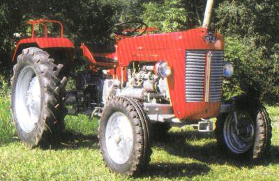 Tractor Ferguson MF 42 Tractores