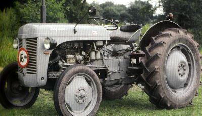 Tractor Ferguson TEF Tractores