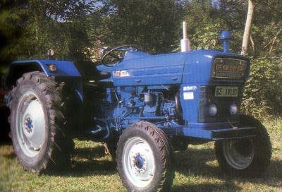 Tractor Ford Dexta 2000 Tractores