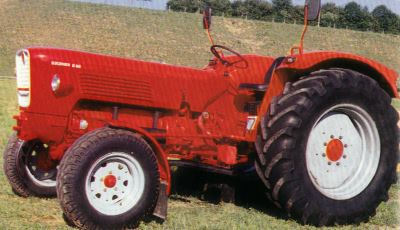 Tractor Guldner G 60 S Tractores
