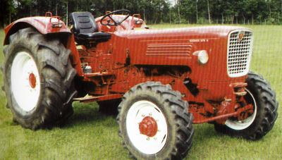 Tractor Guldner G 75 A Tractores