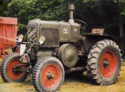 Tractor HSCS Le Robuste R 44/48 Tractores