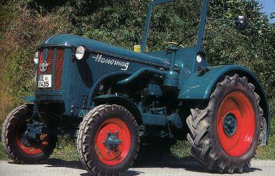 Tractor Hanomag  R 435 B Tractores