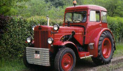 Tractor Hanomag R 460 ATK Tractores