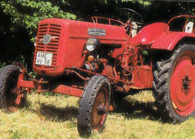 Tractor Hela D 112 Tractores