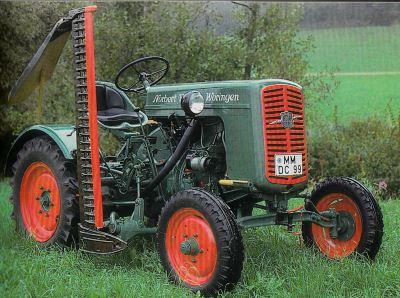 Tractor Hela D 14 Tractores