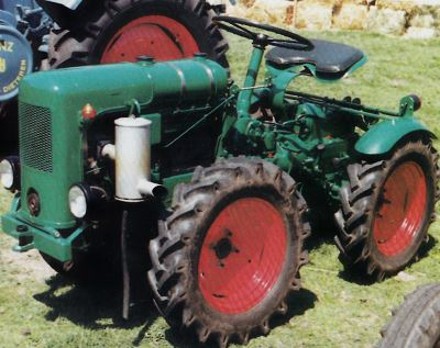 Tractor Holder A 10 Tractores