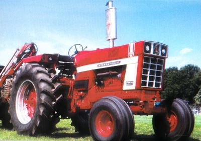 Tractor International Hydro 100 Tractores