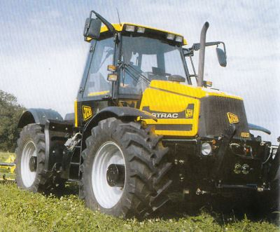 Tractor JCB 2140 Tractores