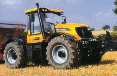 Tractor JCB 3190 Tractores