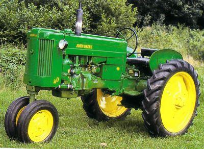 Tractor Jhon Deere 40 Tractores
