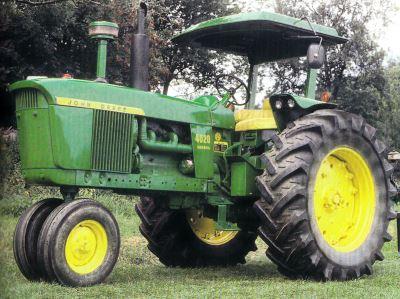 Tractor Jhon Deere 4020 Tractores