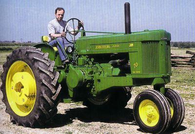 Tractor Jhon Deere 70 Tractores